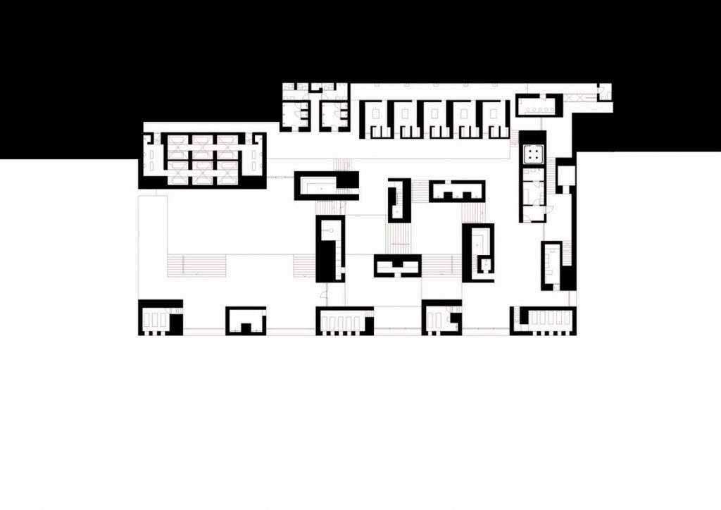 Sketches by famous architects-Peter Zumthor -1