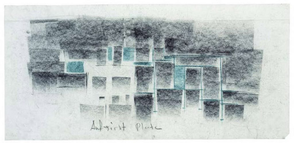 Sketches by famous architects-Peter Zumthor -2