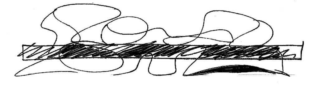 Sketches by famous architects-Zaha Hadid -1