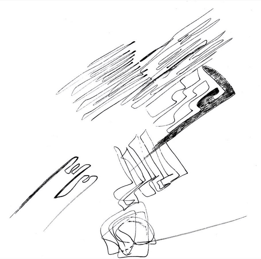 Sketches by famous architects-Zaha Hadid -2