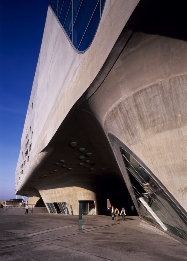 Sketches by famous architects-Zaha Hadid -3