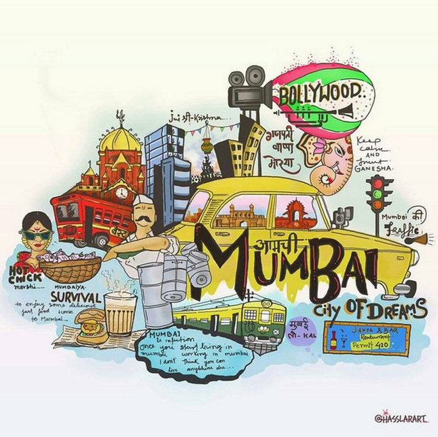 Architecture of Indian Cities- Mumbai- A Gist of The City of Dreams -5