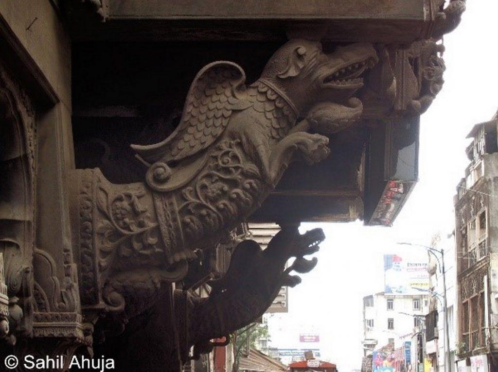 The Architecture of Wadas of Maharashtra -14