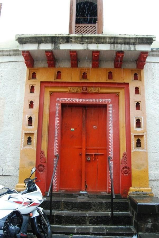 The Architecture of Wadas of Maharashtra -8