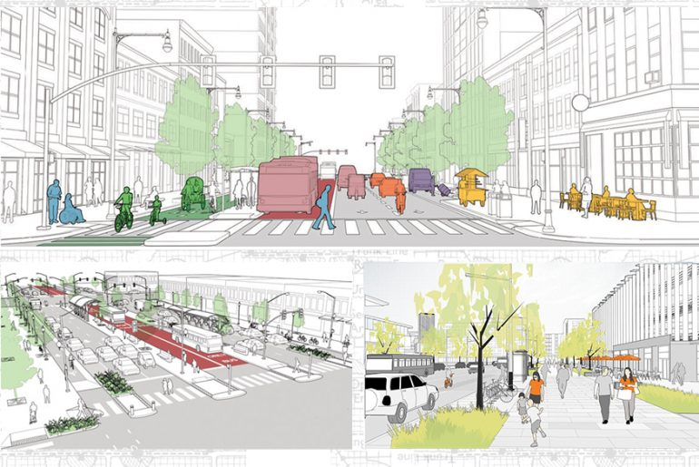 A Sustainable Approach to Transit Planning in Cities - Rethinking The Future