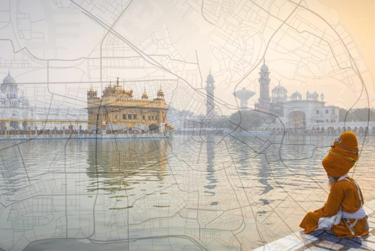 The Architecture of Indian Cities- Amritsar- The Golden City - Rethinking The Future