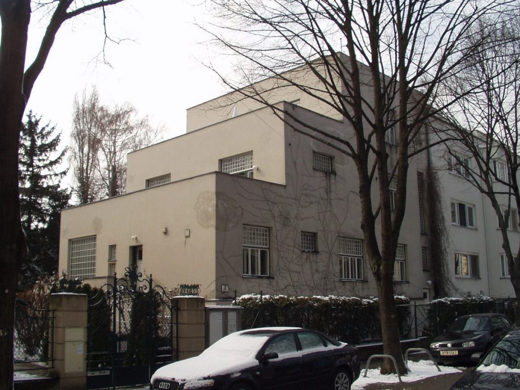 15 Best projects-Adolf Loos-Scheu House -1
