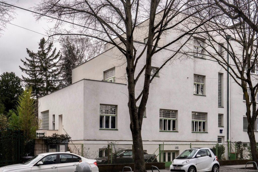 15 Best projects-Adolf Loos-Scheu House -2