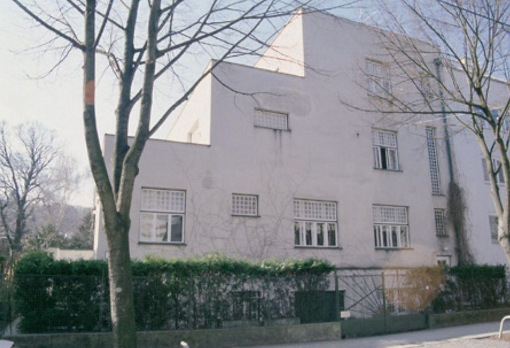 15 Best projects-Adolf Loos-Scheu House -3