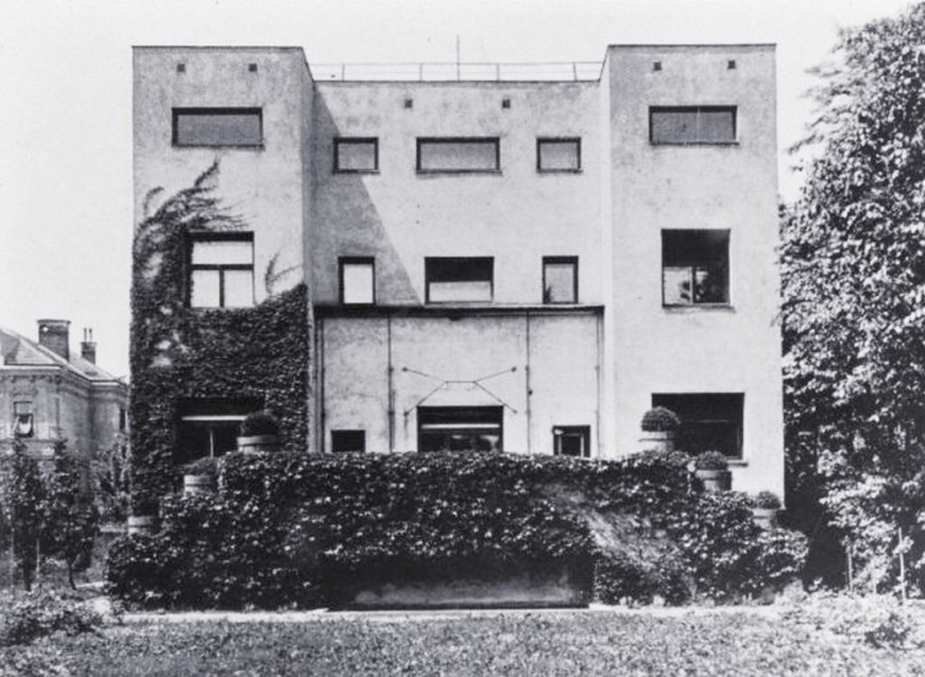 15 Best projects-Adolf Loos-Steiner House -1