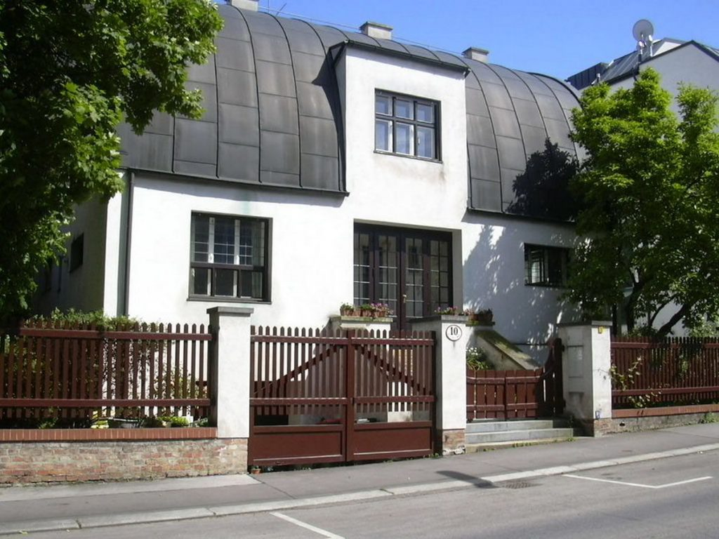 15 Best projects-Adolf Loos-Steiner House -2