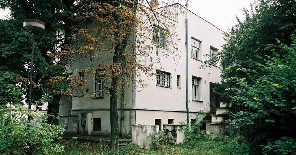 15 Best projects-Adolf Loos-The Bauer Villa -2