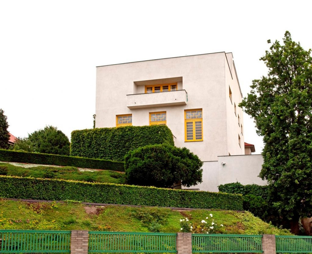 15 Best projects-Adolf Loos-Villa Müller -1