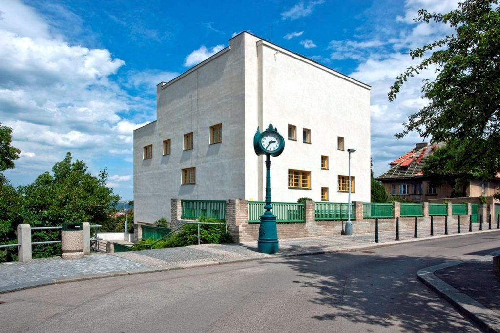 15 Best projects-Adolf Loos-Villa Müller -2