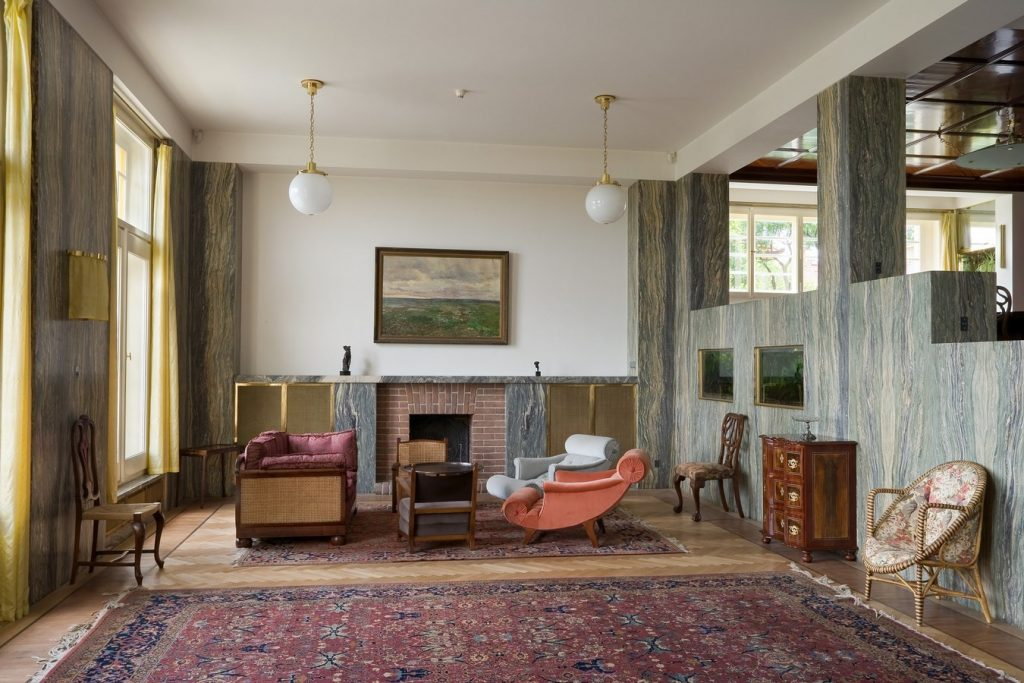 15 Best projects-Adolf Loos-Villa Müller -3