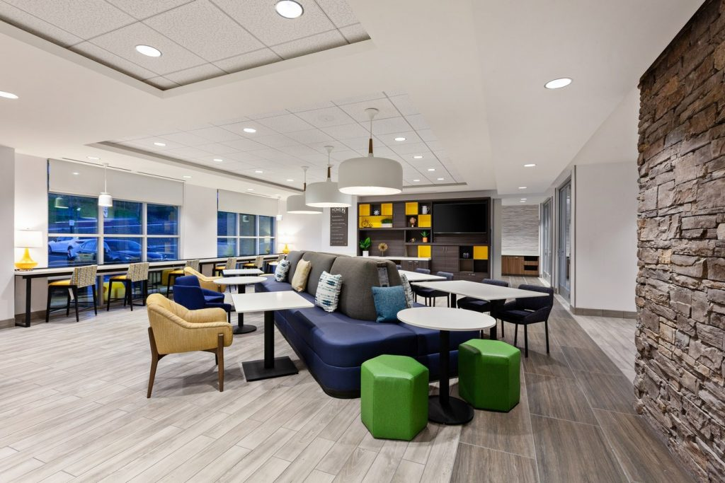 Home 2 Suites by Level 3 Design Group