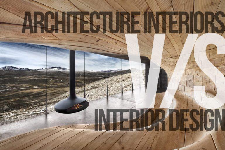 Interior Architecture vs Interior Design - Rethinking The Future