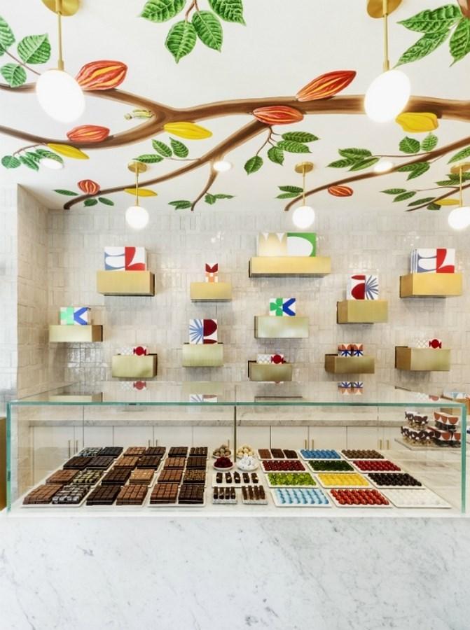 Beverly Hills Chocolate Shop by Nate Berkus Associates