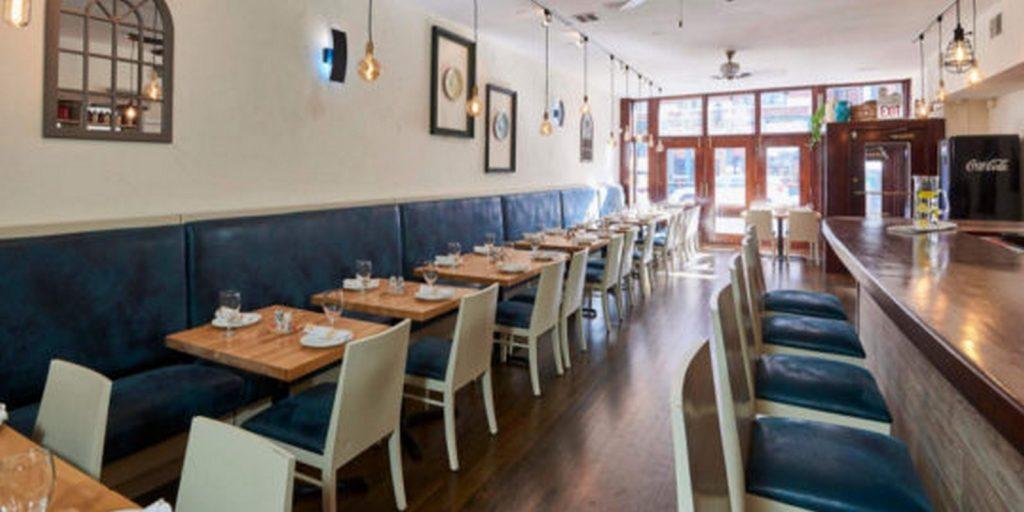 Restaurant Design by Perpetuum Designs