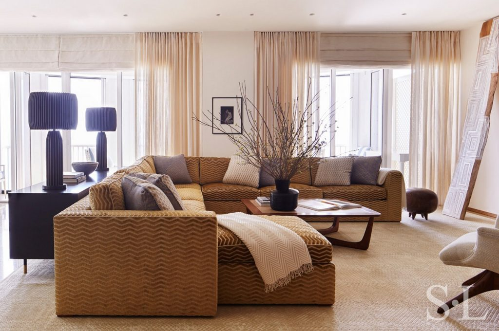 Residential Design by Suzanne Lovell Inc