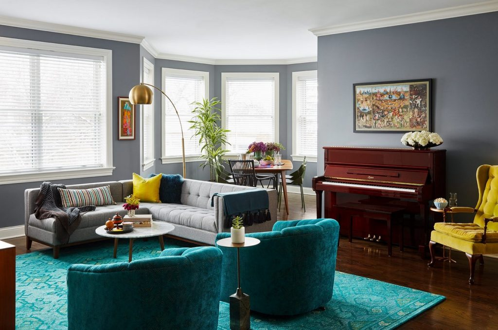 Sentimentally Eclectic Condo by Unpatterned LLC