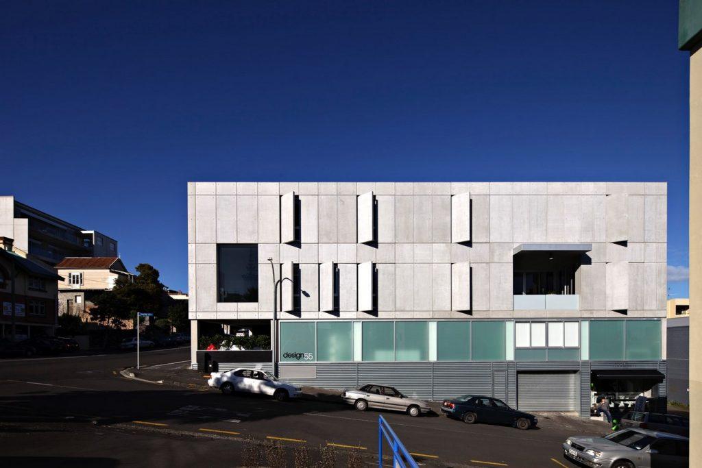 NEW ZEALAND MULTI-USE BUILDING - Sheet1