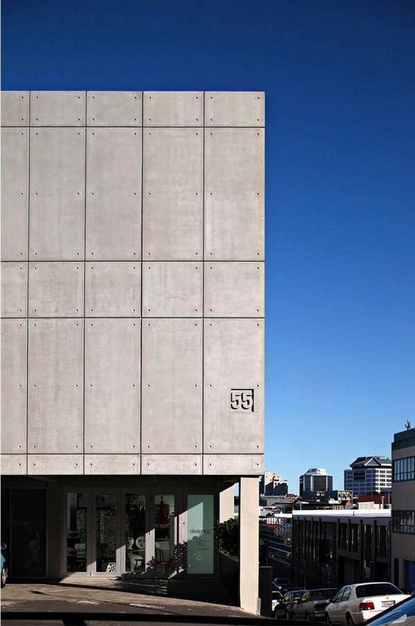 NEW ZEALAND MULTI-USE BUILDING - Sheet2