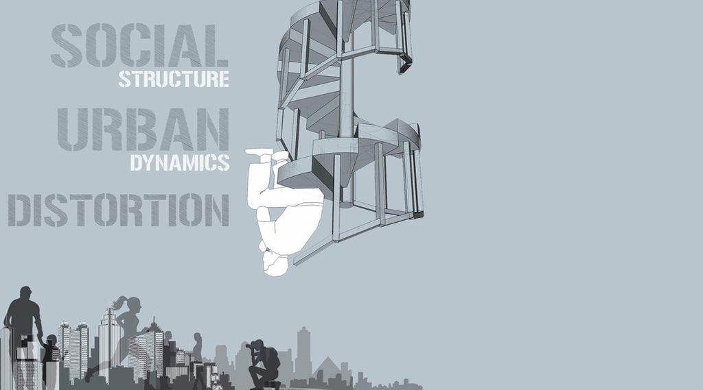 Reinventing Urban Dynamics As An Individual Architect -1