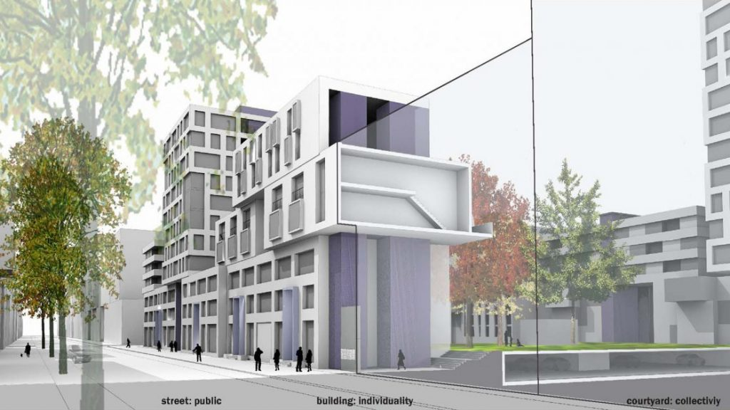 Reinventing Urban Dynamics As An Individual Architect -3