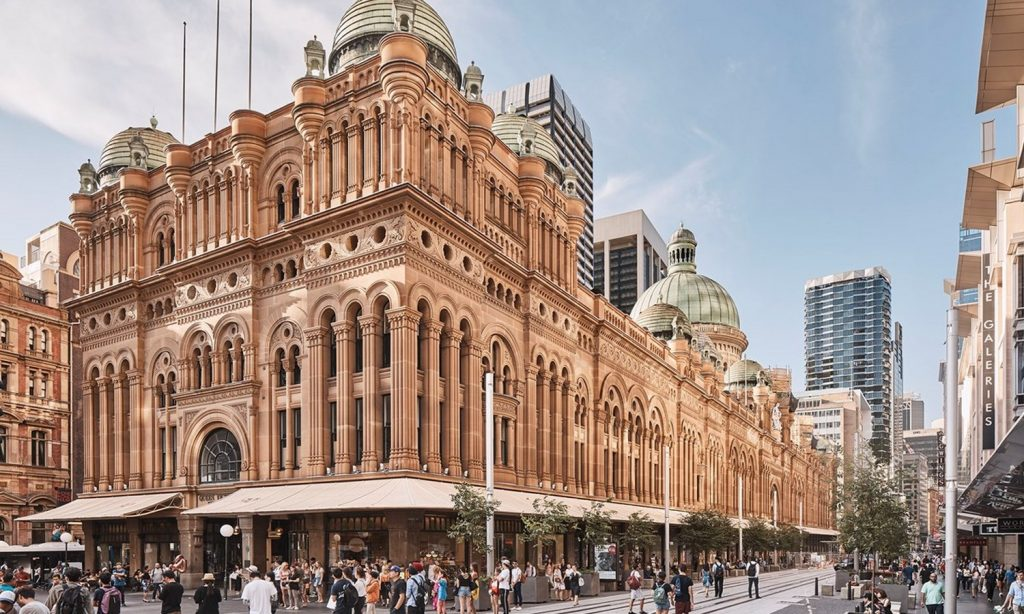 Queen Victoria Building - Sheet3