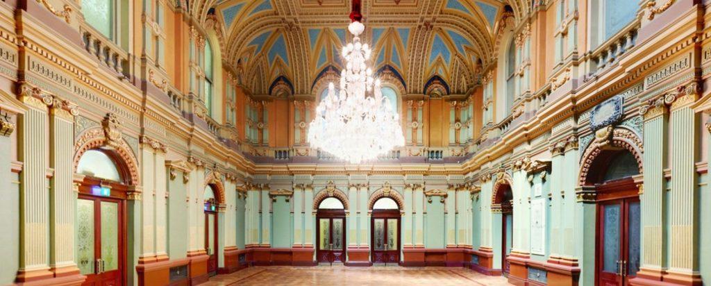 Sydney Town Hall - Sheet2