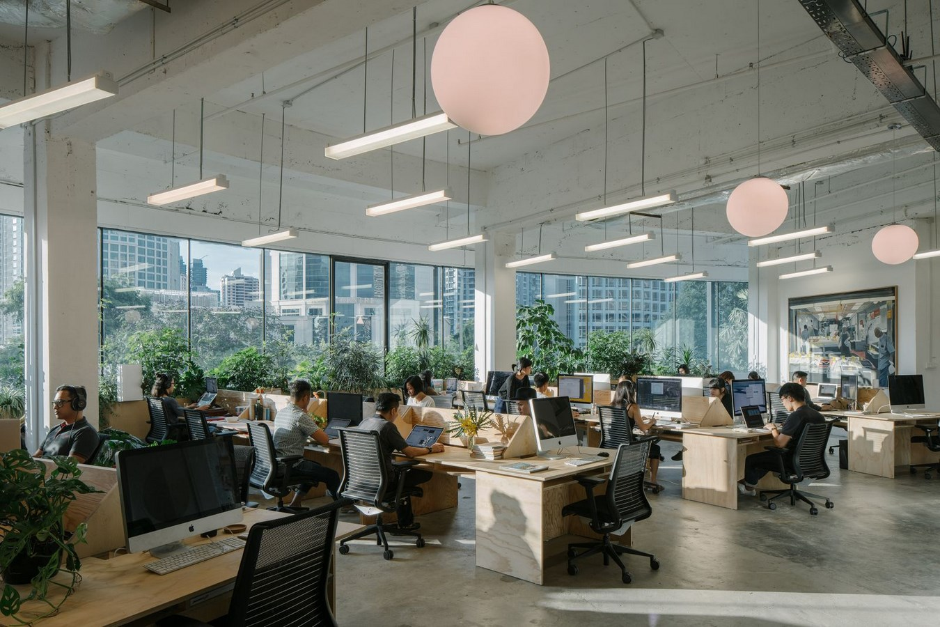 The Psychological Importance- Offices and Workspaces -1