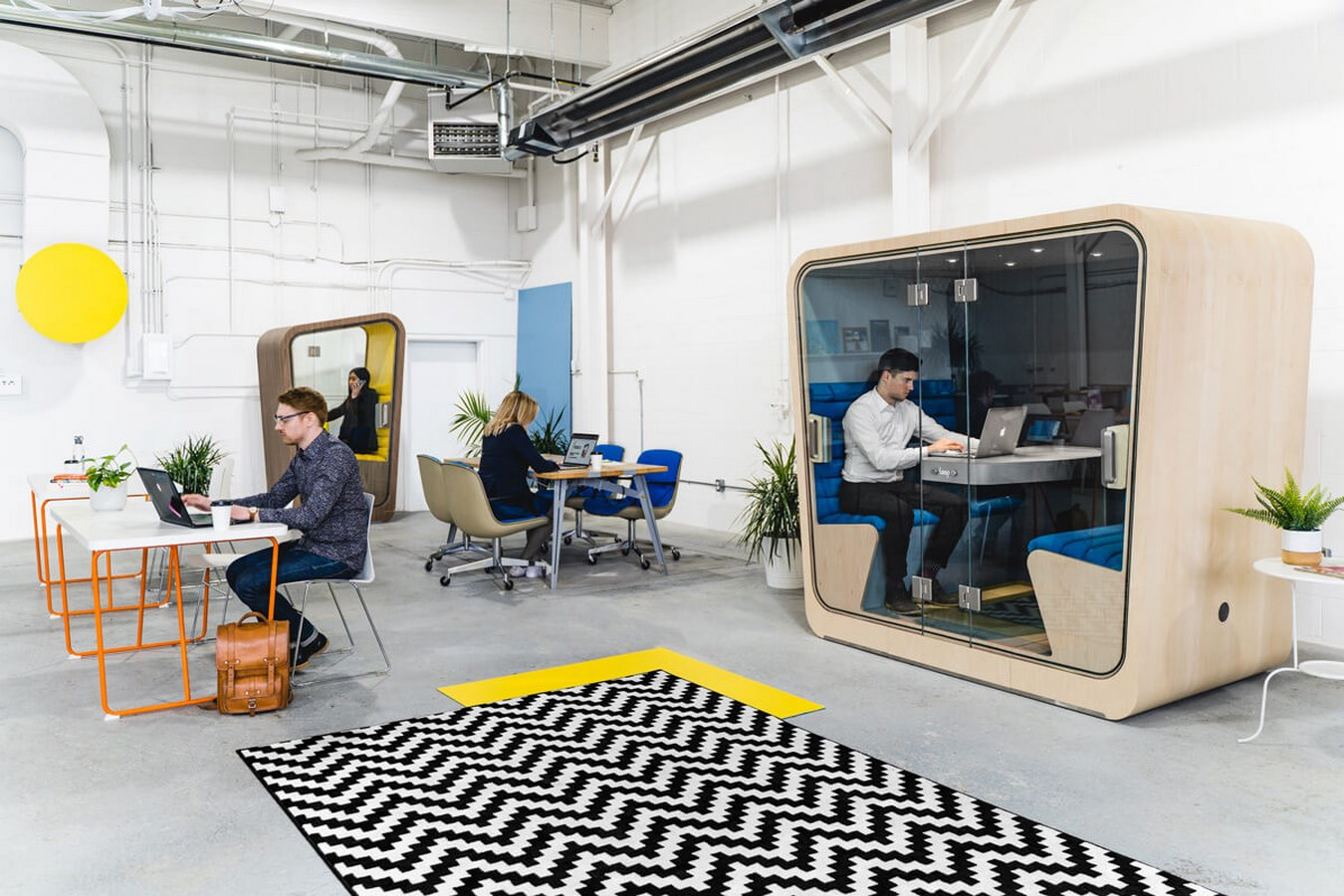 The Psychological Importance- Offices and Workspaces -2