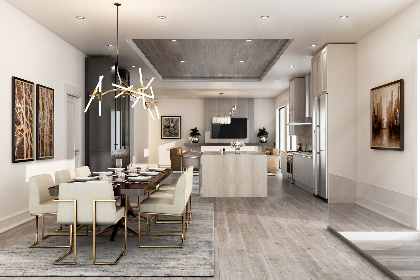 The Psychological Importance- Residential and Living spaces -2