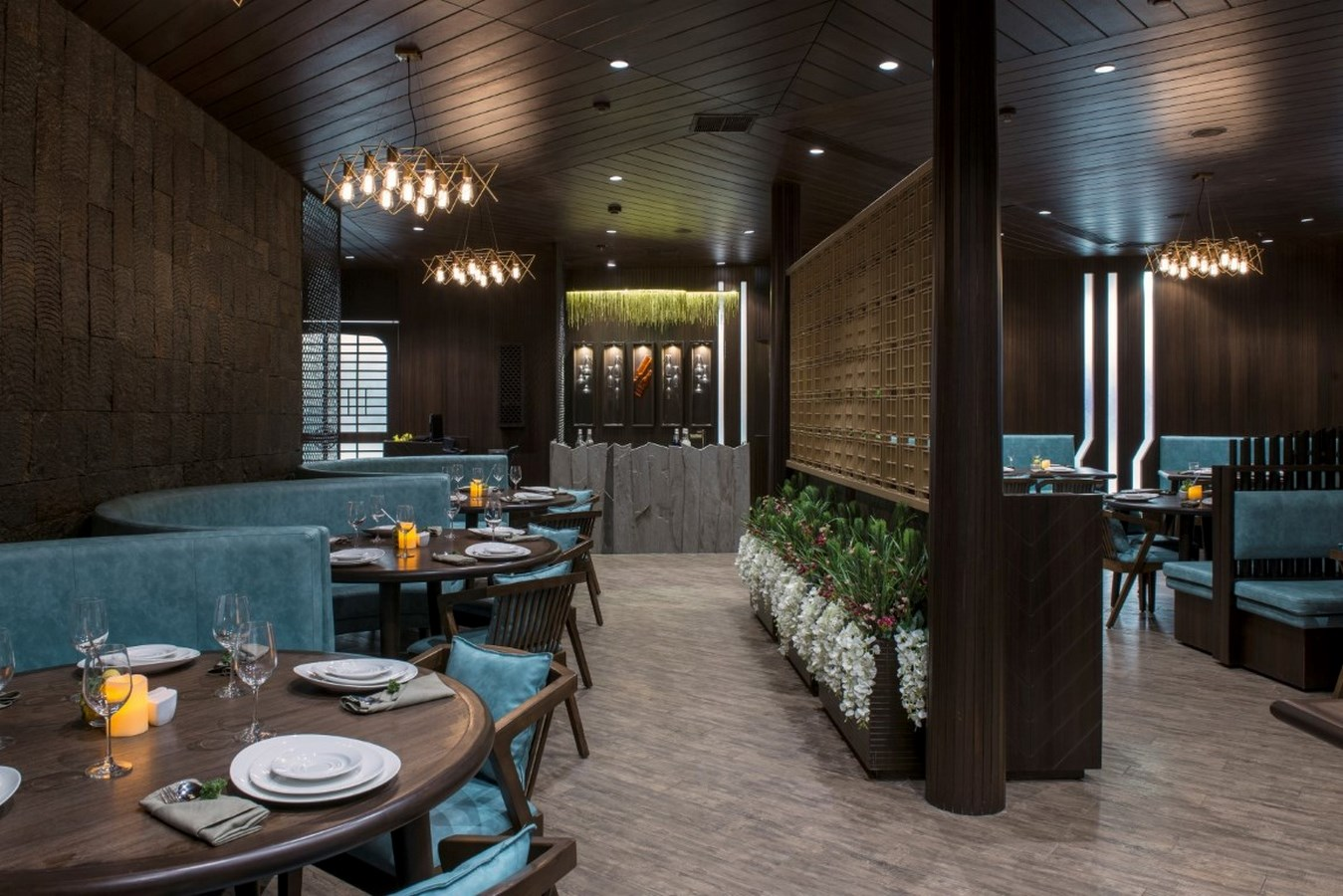 The Psychological Importance- Restaurants and dining spaces -1