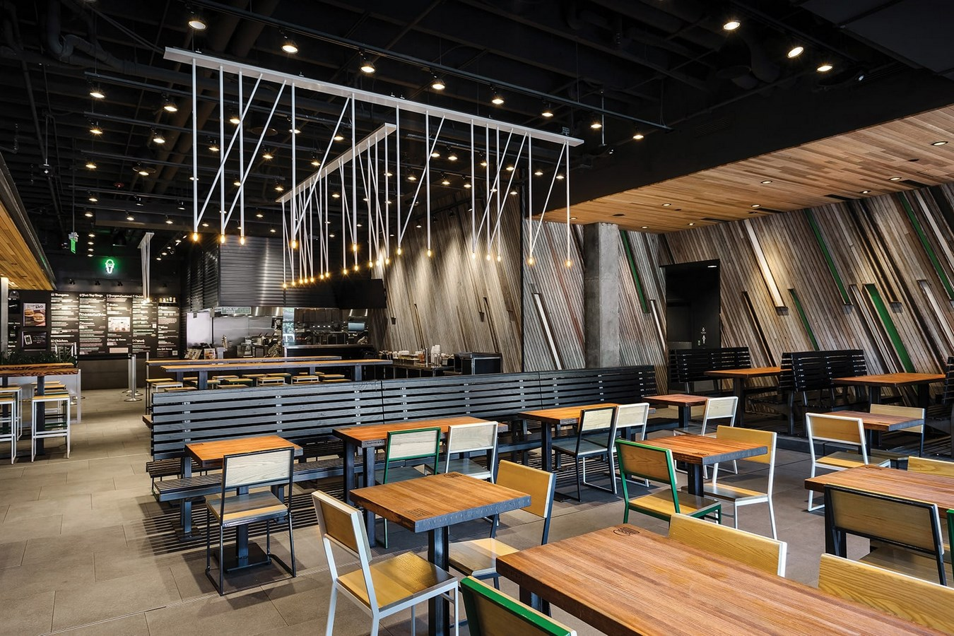 The Psychological Importance- Restaurants and dining spaces -2