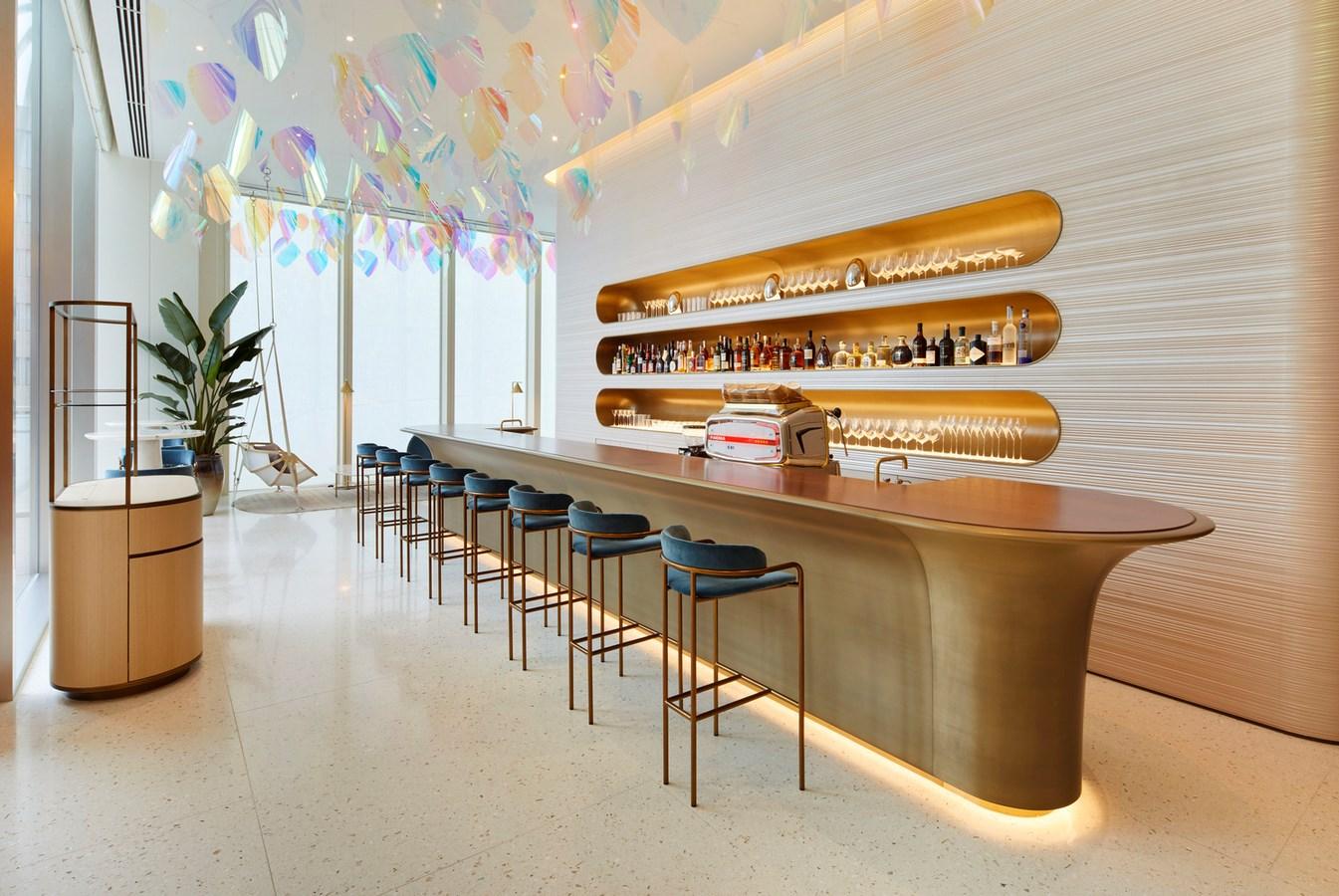 Louis Vuitton Store Osaka by Jun Aoki & Associates-An Amalgamation of Culture and Modern Architecture -5