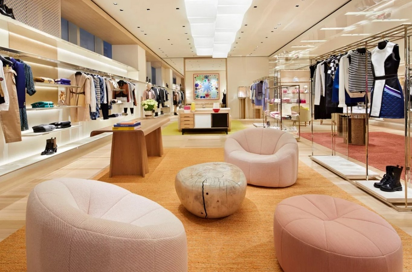 Louis Vuitton Store Osaka by Jun Aoki & Associates-An Amalgamation of Culture and Modern Architecture -9