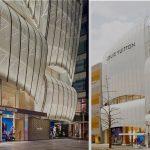 Louis Vuitton Store Osaka by Jun Aoki & Associates-An Amalgamation of Culture and Modern Architecture - Rethinking The Future