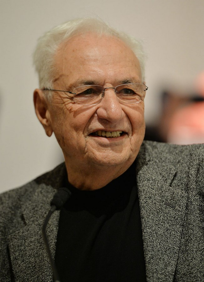 10 Architects with Innovative and Ingenious Design Philosophies -Frank Gehry - Sheet1