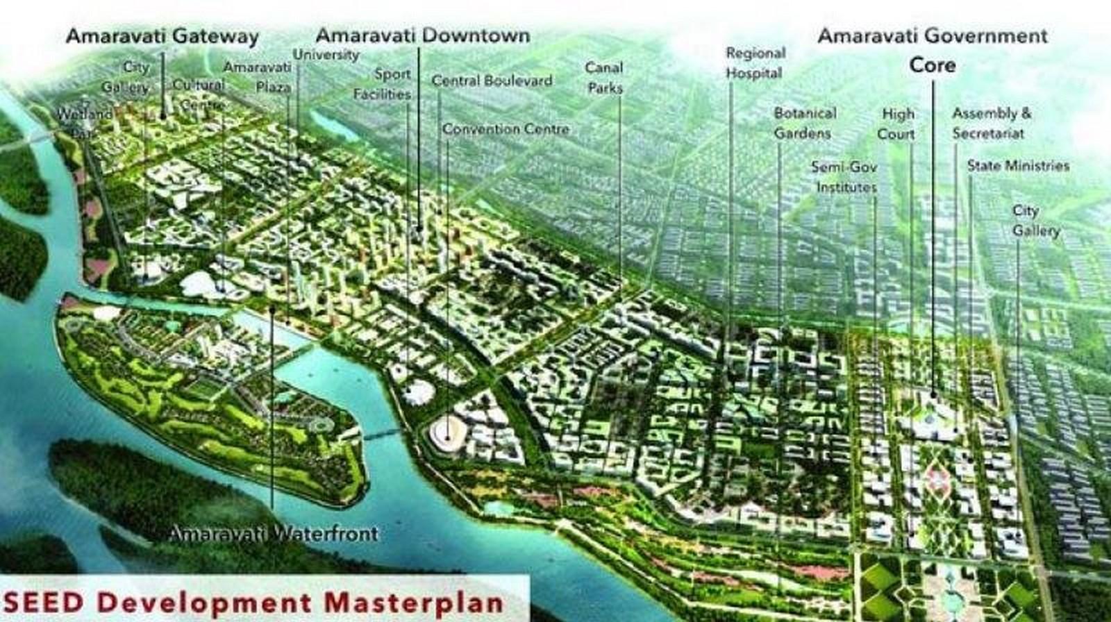 Amaravati, Andhra Pradesh - Sheet1