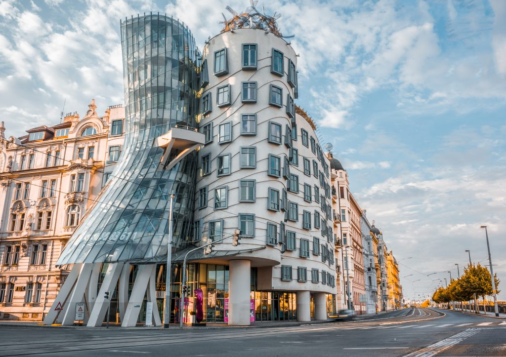 10 Things you did not know about Dancing House- Dancing House - Sheet1