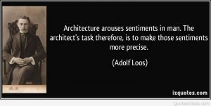 famous Quotes of Architecture-Adolf Loos -3