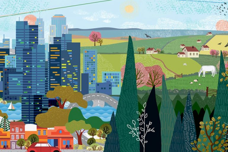 A905 Why Architects Need to Shift Focus From Cties to Rural Areas - Rethinking The Future