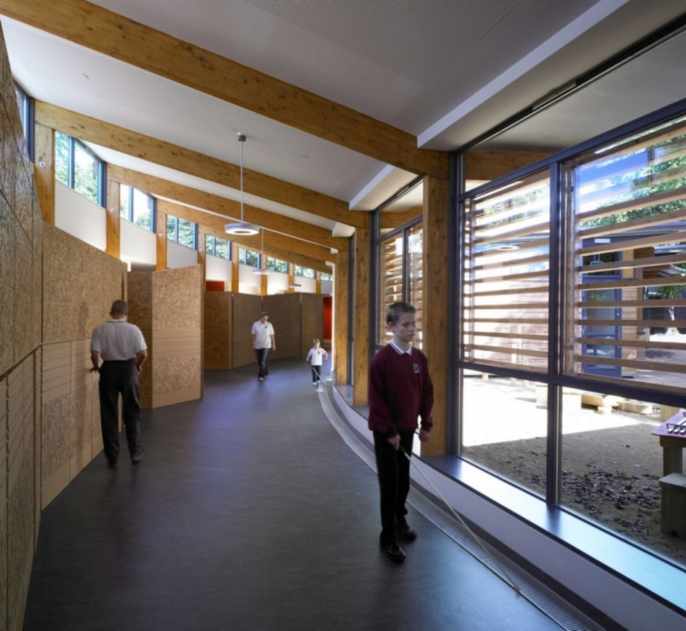 Human Experience of space-Hazelwood School -3