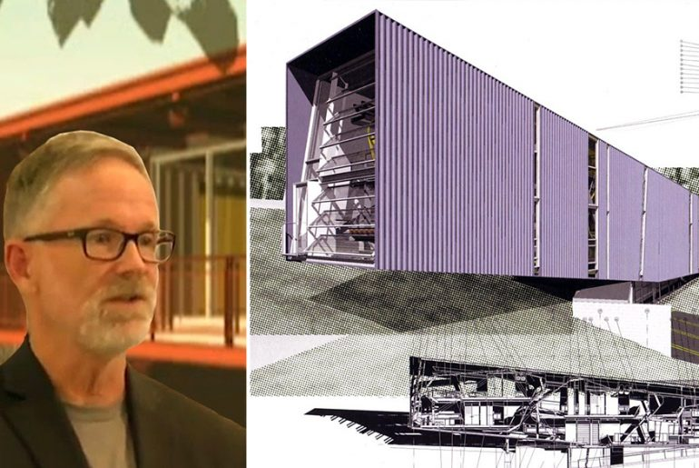A Review of Project Container by Architect Wesley Jones - Rethinking The Future