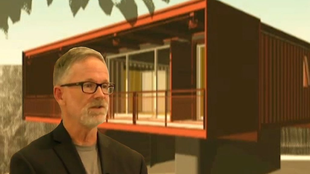 A review of Project Container by Architect Wesley Jones- Wesley Jones