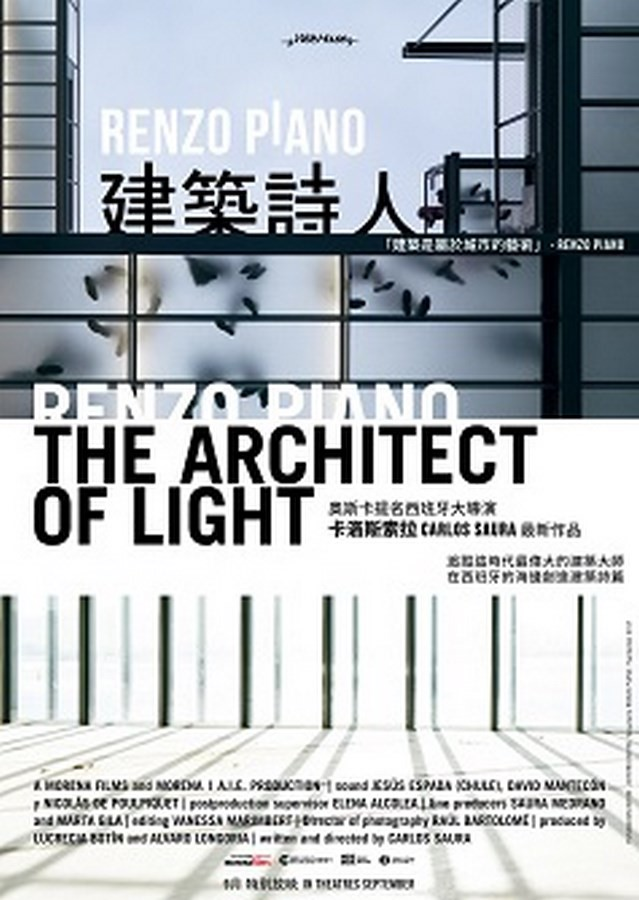 Renzo Piano - The Architect of Light