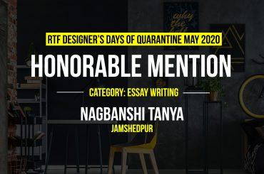 Designer's Day of Quarantine by Nagbanshi Tanya
