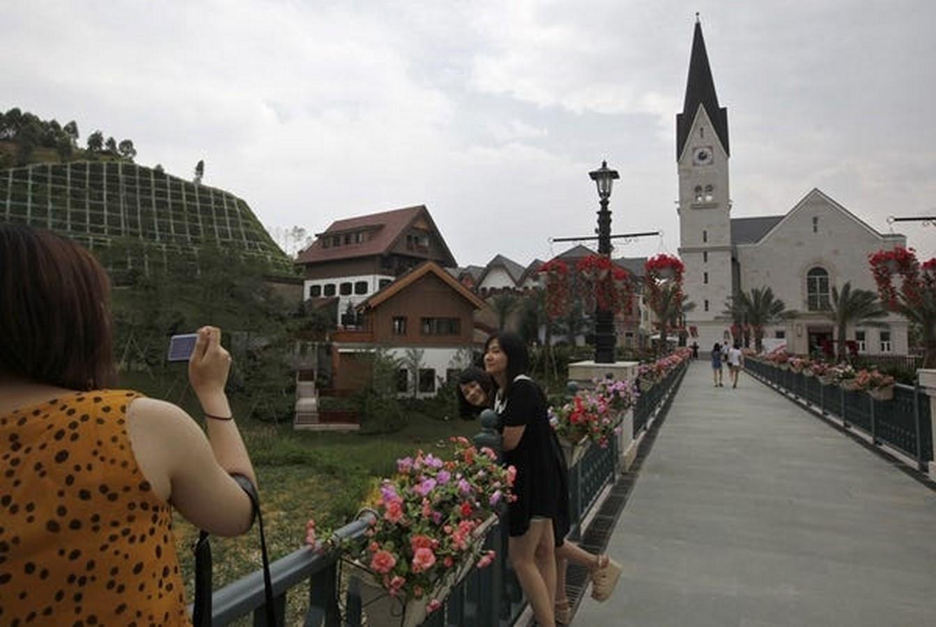 Hallstatt, Austria inspired Guangdong - Sheet1